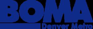 boma Logo Blue Denver