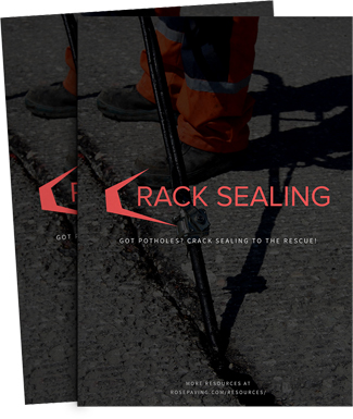 Cracksealing Cover