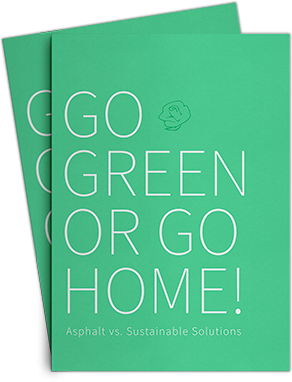 Go Green Or Go Home Cover