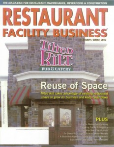 Restaurant Facility Business Feb-Mar 2012