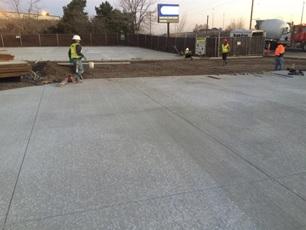 Asphalt Removal & Concrete Replacement