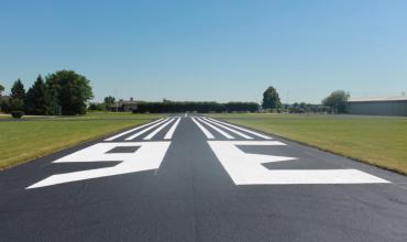 naper aero club runway restoration project