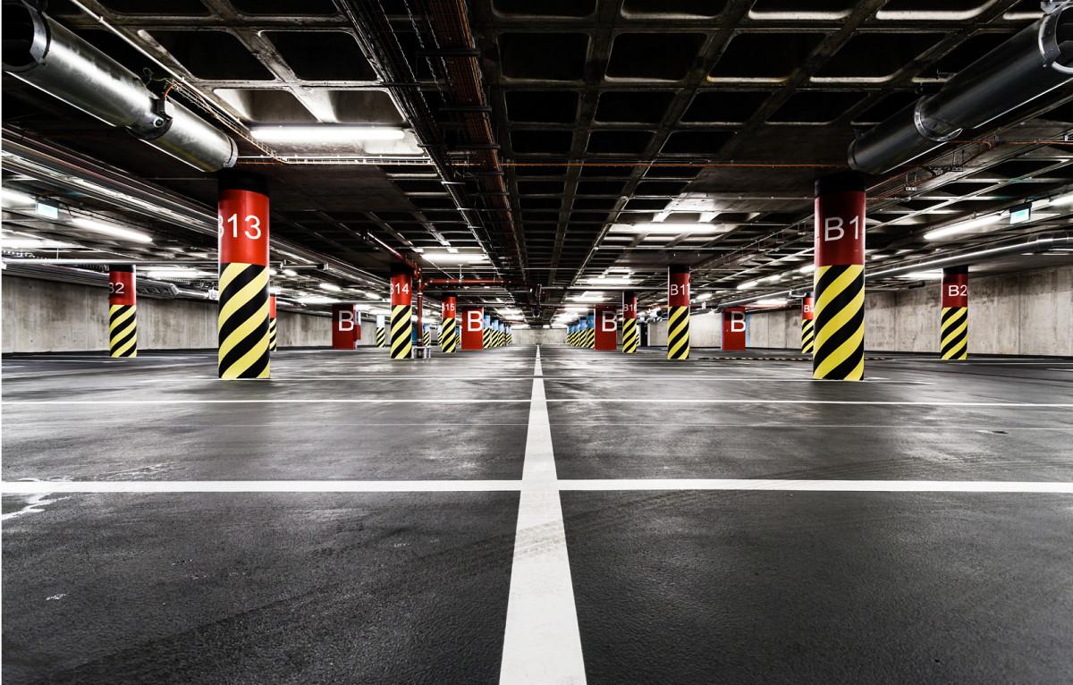 Parking Structure Maintenance Guide - Parking Garage