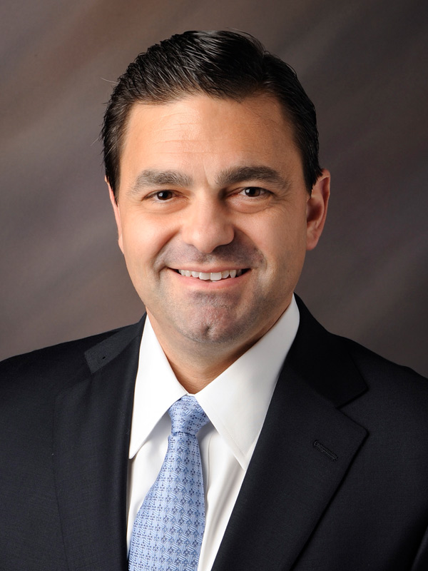 Darin Aprati, Chief Financial Officer