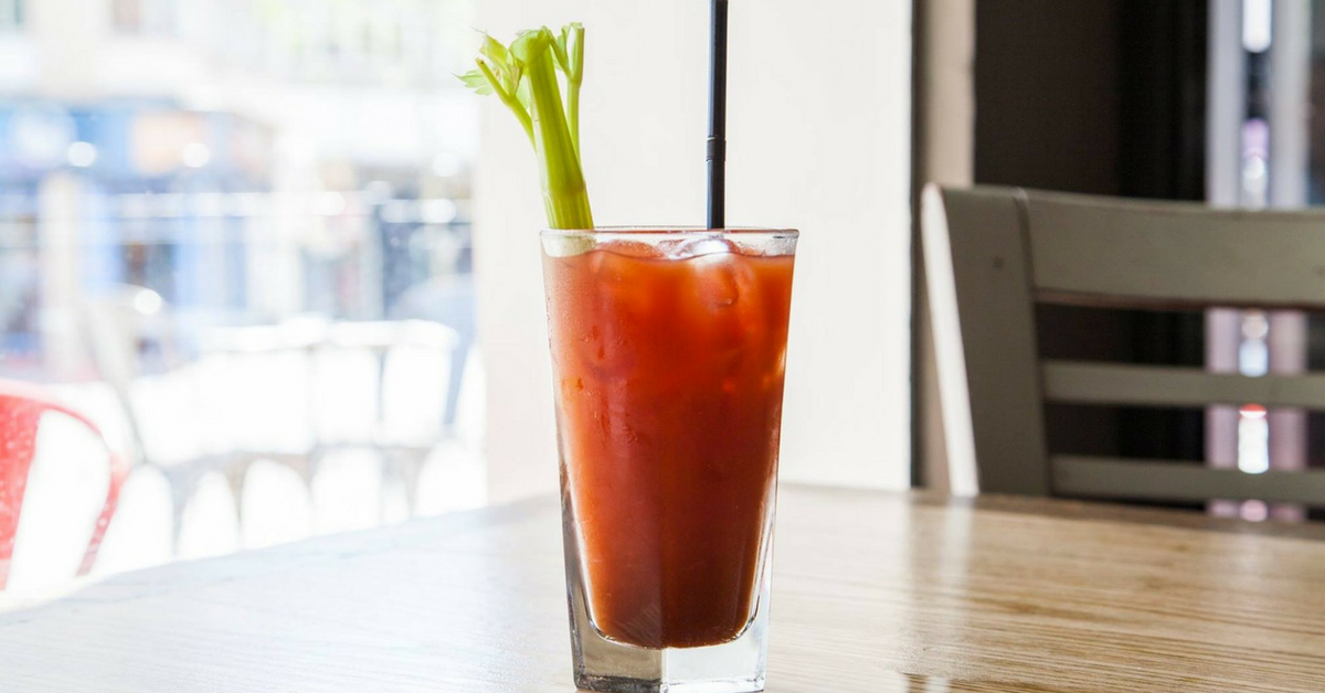 Rose Paving Bloody Mary Recipe