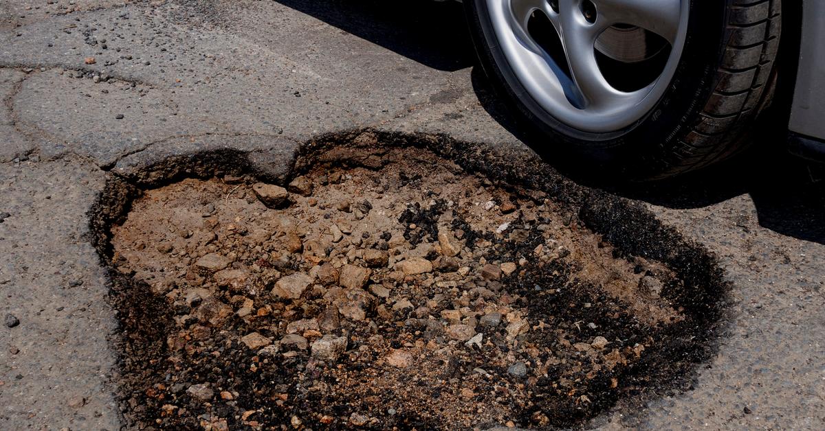 Pothole Repair Year-Round