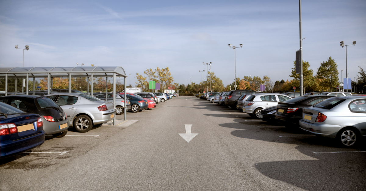 keeping your parking lot safe and inviting