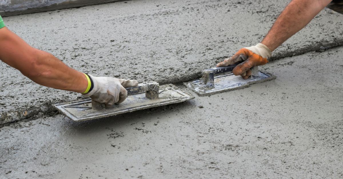 Rose Paving's Recent Concrete Projects