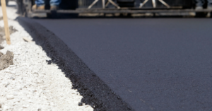 What to Expect from a Rose Paving Parking Lot Site Consultation asphalt example