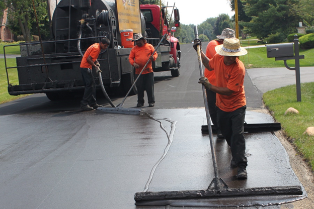 Sealcoating How Are Asphalt Paving and Sealcoating Different?