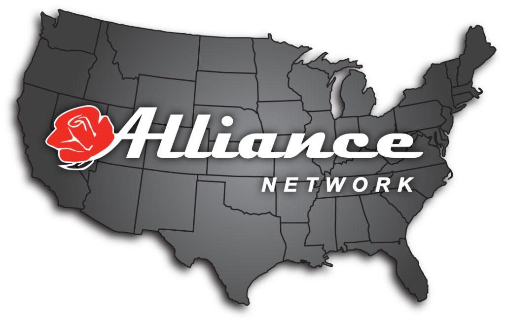 Rose Paving Alliance Network