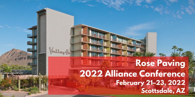 Rose Paving Alliance Conference 2022