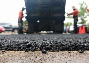 rose paving asphalt company asphalt laying