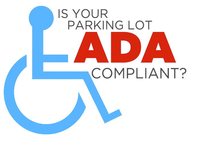 Rose Paving ensures your parking lot is ADA Compliant