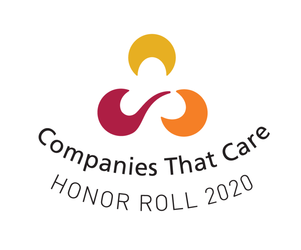 Rose Paving makes the Companies That Care 2020 Honor Roll